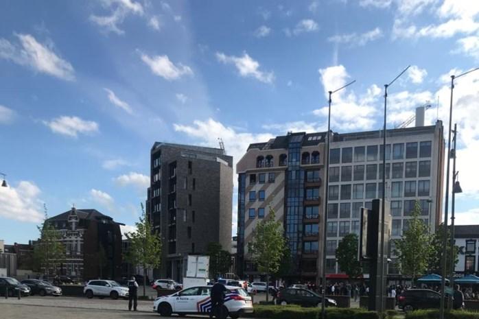 Man krijgt glas in gezicht bij vechtpartij in Hasselt, verdachte opgepakt