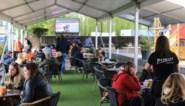"""Nergens boetes in druk eerste terrasweekend: """"Een pluim voor de horeca en inwoners"""""""