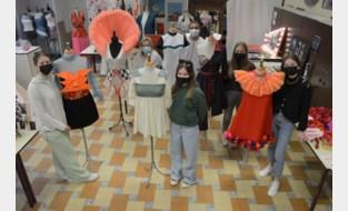 Corona verhindert jaarlijkse modeshow, dus organiseren studenten zelf maar een slotevent