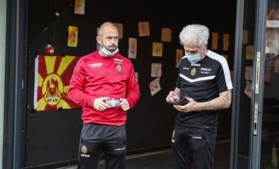 """Steven Defour stopt per direct als voetballer en is al aan de slag als coach bij KV Mechelen: """"Meteen knop omgedraaid"""""""