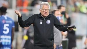 Laszlo Bölöni (ex-Antwerp) is opnieuw werkloos na snel vertrek bij Panathinaikos