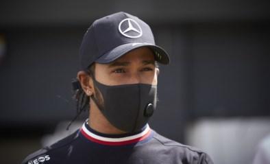 Lewis Hamilton wil tegen de zomerstop in de Formule 1 een nieuw Mercedes-contract