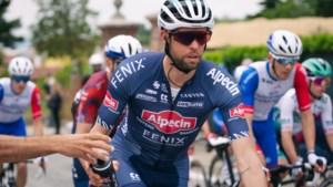 """Jimmy Janssens (31) is na jaren wroeten de oudste grote-ronde-debutant in Giro: """"Mijn fout? Te veel op café gezeten"""""""