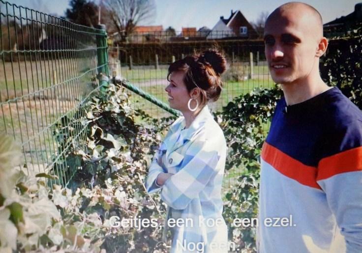 """""""Waar voor je geld"""" op VTM2: Lien en René strijken weekje neer in Rechtstraat in Zaffelare"""