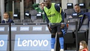 Geen Lukaku op kampioenenfeestje Inter: hij moest… trainen