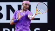 Rafael Nadal stoot door naar derde ronde in Rome na zware partij tegen Jannik Sinner