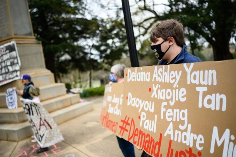 Schietpartijen massagesalons Atlanta wel uit racistische overwegingen, volgens procureur