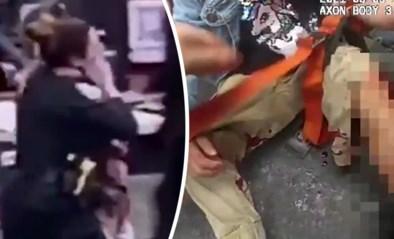 """Het moment waarop agente neergeschoten meisje (4) in New York redt: """"Mijn moederinstinct kwam naar boven"""""""