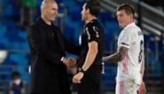 """Zinédine Zidane houdt vol dat seizoen van Real Madrid ook zonder titel """"niet slecht is"""""""