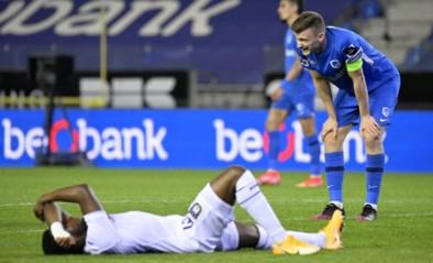 Alleen Club Brugge schiet wat op met gelijkspel na leuke wedstrijd tussen Genk en Anderlecht