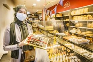 In het spoor van moslima Yousra aan vooravond Suikerfeest: vieren, maar ook steun aan de daklozen