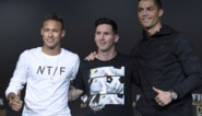 PSG-ster Neymar paait bekritiseerde Cristiano Ronaldo tijdens interview