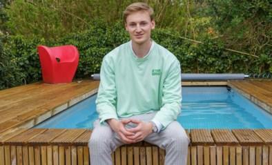 Geneeskundestudent Sim vindt gat in de zwembadmarkt: een bouwpakket van 6.999 euro