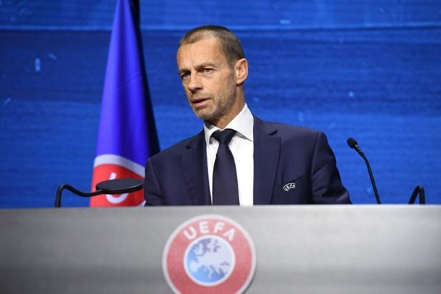 UEFA opent onderzoek tegen Real Madrid, Barcelona en Juventus na Super League-debacle