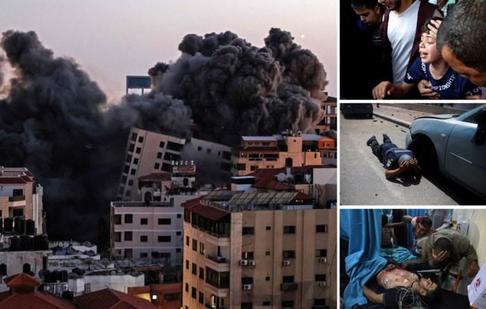 Nu vallen de bommen: minstens dertig doden bij escalerend geweld in Israël