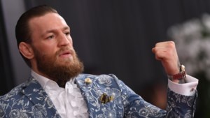 MMA-vechter Conor McGregor troeft voetballers Messi en Ronaldo af en is rijkste sporter van afgelopen jaar
