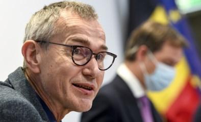 """Minister Frank Vandenbroucke (Vooruit): """"Zonder coronapas zullen we onze vrijheid niet herwinnen"""""""