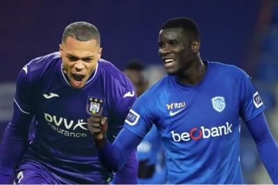 """Genk-Anderlecht wordt ook een duel tussen  Paul Onuachu en Lukas Nmecha: """"Ze zijn de twee beste spitsen van het land"""""""