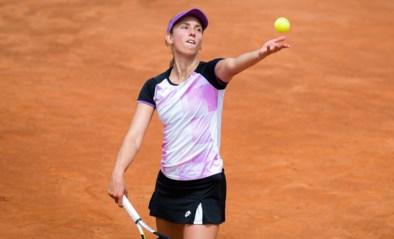 """Elise Mertens last pauze in tot Roland Garros: """"Mijn lichaam moet rusten"""""""