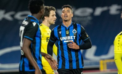 Nabil Dirar heeft door blessure laatste match voor Club Brugge gespeeld