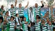 Sporting Lissabon, de opleidingsclub die voor het eerst in 19 jaar de titel pakte