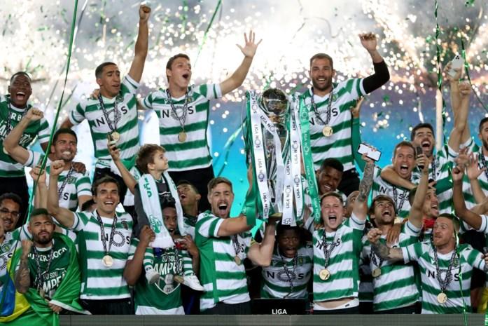 Sporting Clube de Portugal, de opleidingsclub die voor het eerst in 19 jaar kampioen werd dankzij een piepjonge trainer