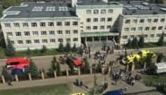 23 gewonden in ziekenhuis na schietpartij school Kazan in Rusland