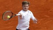 """David Goffin wint meteen bij heroptreden in ATP-toernooi Rome: """"Ik zette goed druk op Caruso"""""""