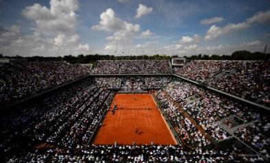 Goed nieuws voor Roland-Garros: 5.388 toeschouwers per dag tot 8 juni, 13.146 erna
