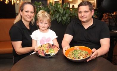 Royaal genieten van sushi en wok in Lichtaart