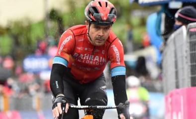 Mikel Landa vrijdag onder het mes voor sleutelbeenbreuk na zware valpartij in Giro