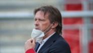 "Coach Vercauteren na match tegen Club Brugge: ""De frisheid ontbrak"""