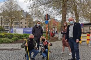 Scheve kasseien maken plaats voor veilige fietspaden en groen horecaplein