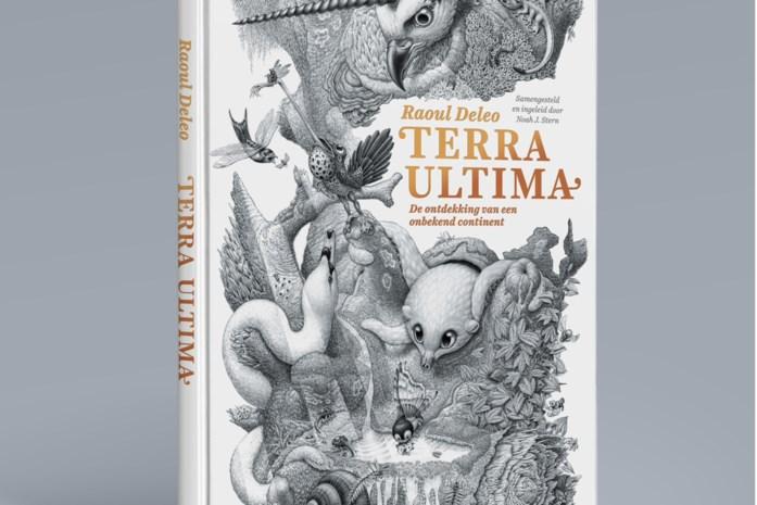 RECENSIE. 'Terra Ultima' van Raoul Deleo en Noah J. Stern: Het perfecte huwelijk tussen wetenschap en fantasie *****