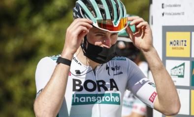 """Jordi Meeus na eerste zege voor Bora-hansgrohe: """"Blij dat de kop eraf is"""""""