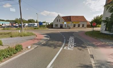 Groot vat met vermoedelijk drugsafval gedumpt in Bocholt, vloeistof gelekt