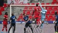 """Simon Mignolet geeft toe dat het onrustig was bij Club Brugge : """"We wilden tegen Antwerp de rust en stabiliteit laten terugkeren"""""""