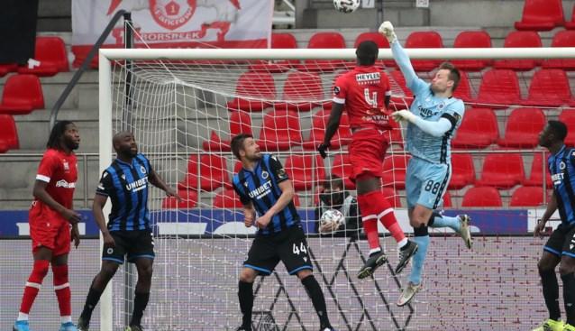 """Er was dan toch onrust bij Club Brugge : """"We wilden tegen Antwerp de rust en stabiliteit laten terugkeren"""""""
