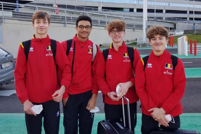 """Vier spelers uit jeugdopleiding mogen naar EK: """"Dankzij VHL zit de wil om hard te werken er echt in gebakken"""""""