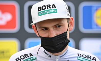 Jordi Meeus wint tweede etappe van Ronde van Hongarije na massasprint