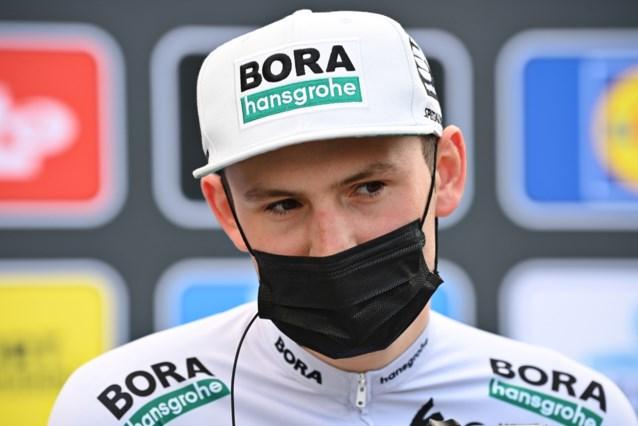 """Jordi Meeus wint tweede etappe van Ronde van Hongarije na massasprint: """"Mikken op een tweede ritzege"""""""