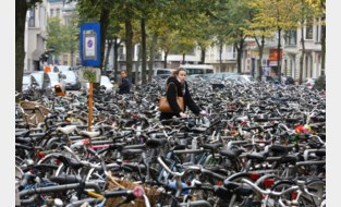 """Gent blijft strijden tegen fietsdieven: """"Het frustreert me mateloos"""""""