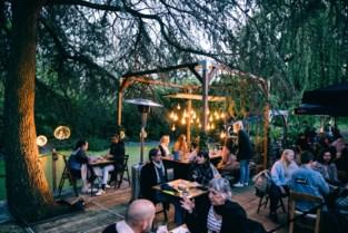 Het Veld schept Tuin van Eden achter voormalige dancing Bel Air: chillen in afwachting van echt feesten