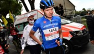 Nog een slachtoffer: Joe Dombrowski start niet in zesde rit na valpartij