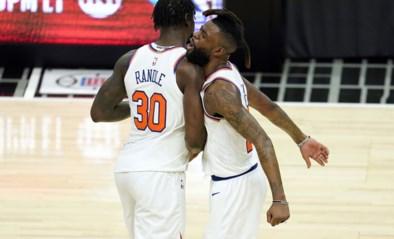 New York Knicks kwalificeren zich voor het eerst in 8 jaar voor NBA play-offs