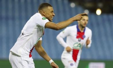 PSG bereikt pas Franse bekerfinale na strafschoppen tegen Montpellier