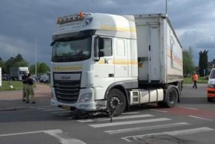 Fietser overleden na aanrijding door vrachtwagen in Turnhout