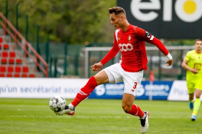 Eindelijk weer voetballer: Zinho Vanheusden pakt zijn eerste speelminuten sinds zijn horrorblessure