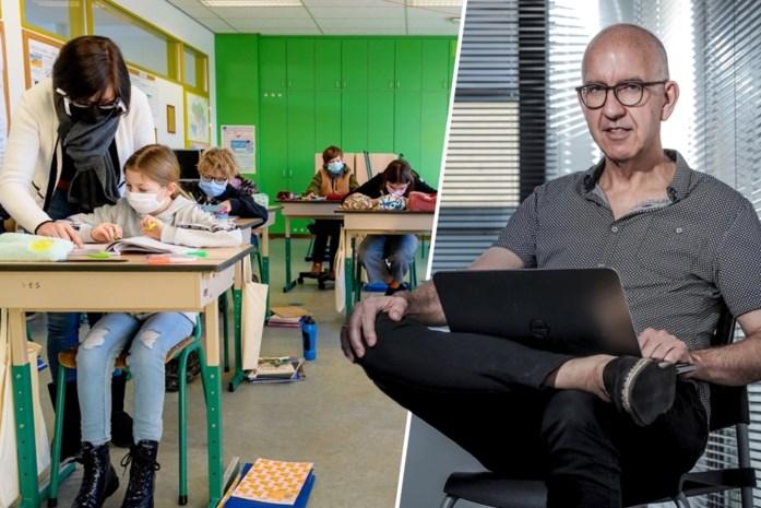 Coronacijfers op Vlaamse scholen stijgen, moeten we ons zorgen maken?