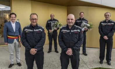 Twee nieuwe postoversten in één gemeente: Wim en Bob zijn al jaren gebeten door brandweermicrobe